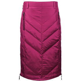 SKHoop W's Mina Mid Down Skirt Beet Red